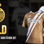 FC Kopenhagen 2013 Gold Kit