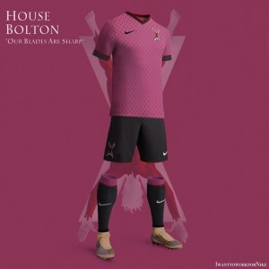 Maglie da calcio game of thrones