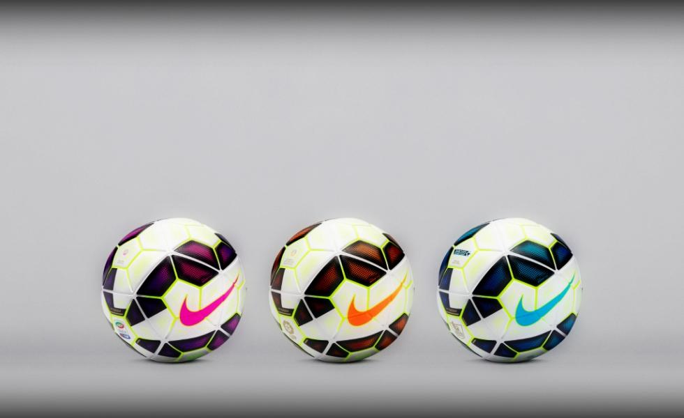 Nike Ordem è il nuovo pallone di Serie A 1b494e3e9687