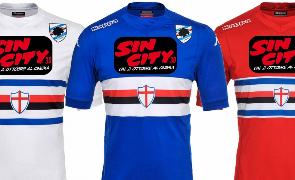 divisa calcio Sampdoria sito