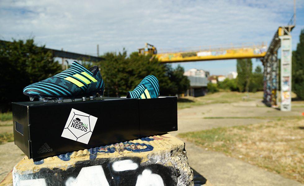 Adidas lancia le Nemeziz 17 Ocean Storm