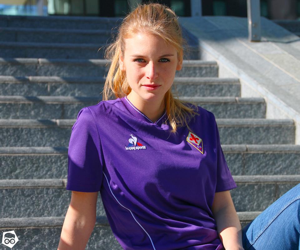 completo calcio Fiorentina Donna