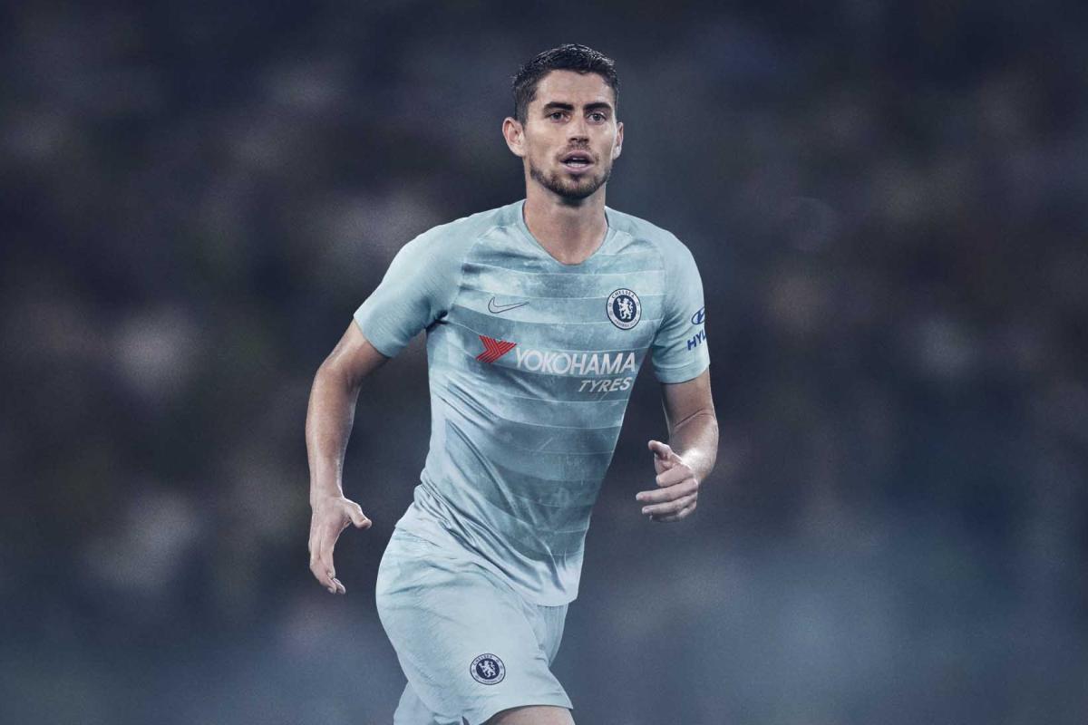 Maglia Chelsea 2018 2019 Third