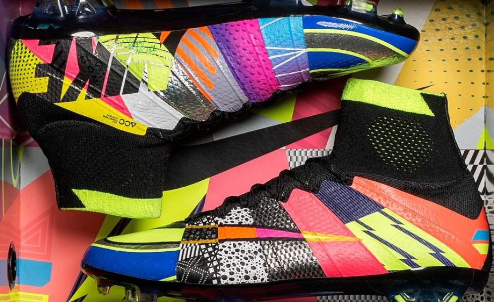 What the Mercurial, Nike festeggia 18 anni di storia