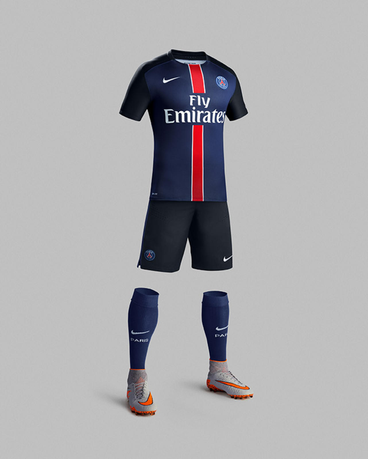 "Ici c'est Paris"", Nike svela la nuova maglia del PSG"