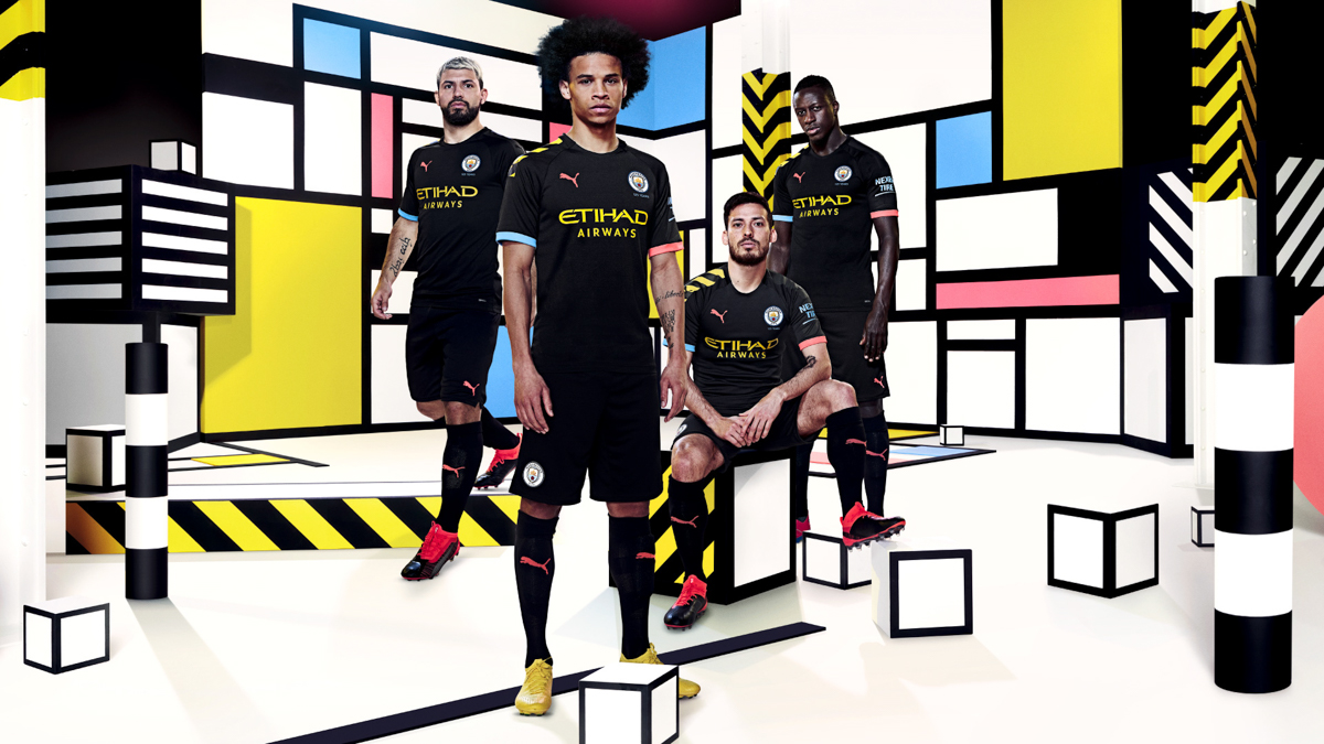 Nuove Maglie Manchester City