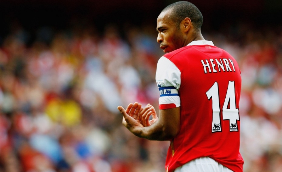 Au Revoir, Thierry Henry