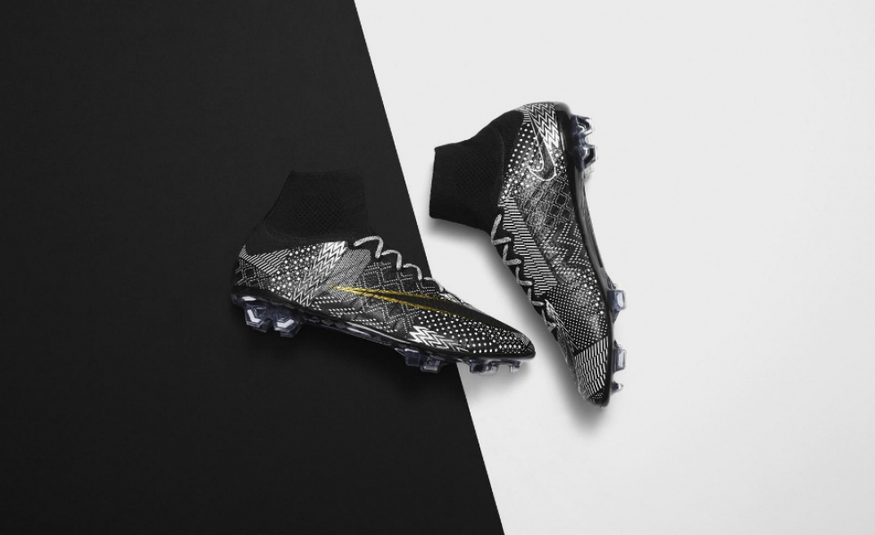 Black History Month, le Mercurial Superfly di Boateng