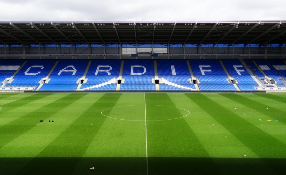 """Red is dead"": il Cardiff City torna in blu"