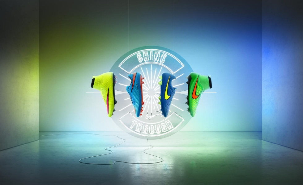 Torna la Champions, arriva il Nike Highlight Pack