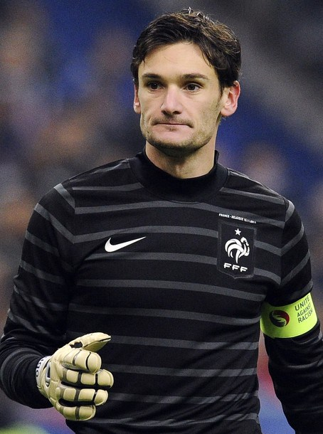 Hugo Lloris 2011