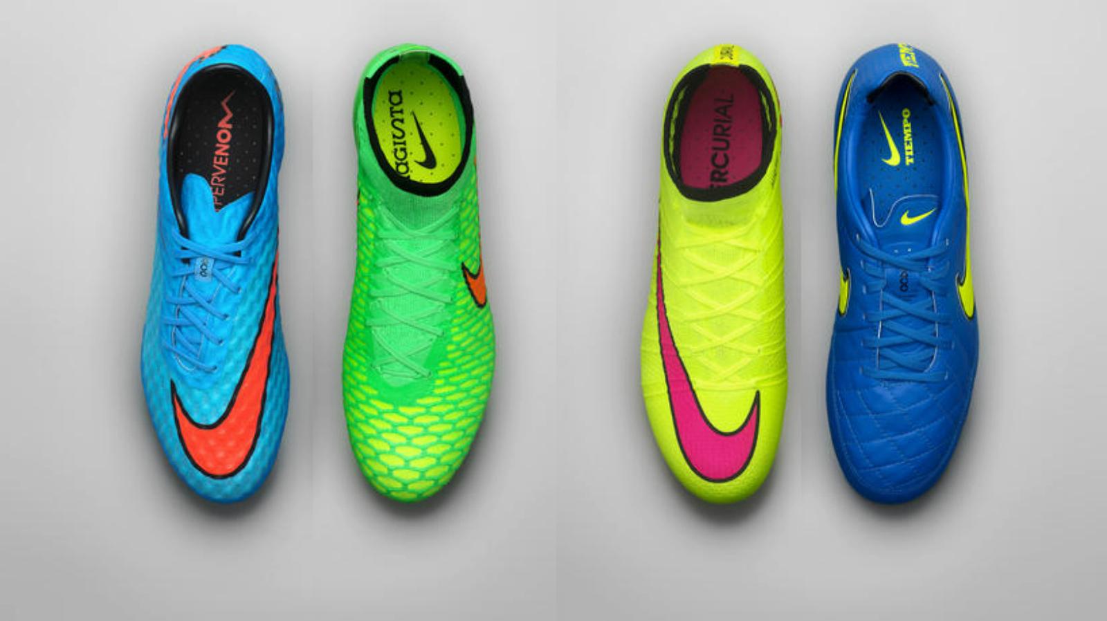 scarpe da calcio stivaletto nike