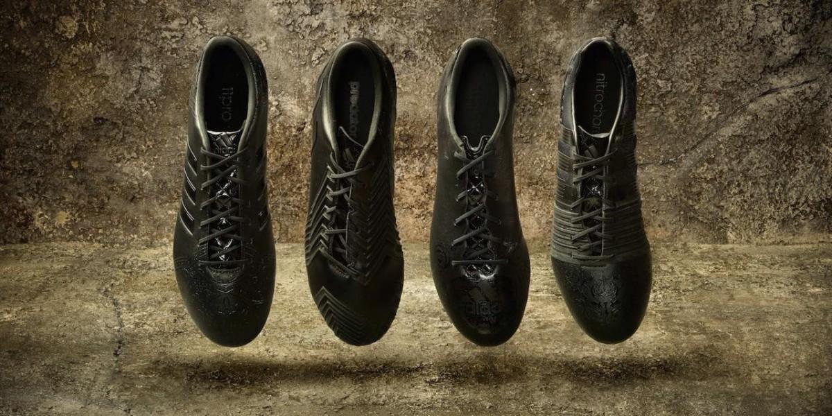 Scarpe Adidas Calcio Nere
