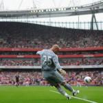 Jose Reina Rinvio vs Arsenal