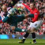 Reina vs Rooney