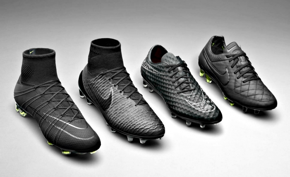 Nike Academy Pack: black is back