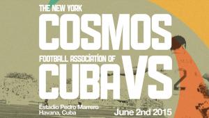 Cosmos vs Cuba