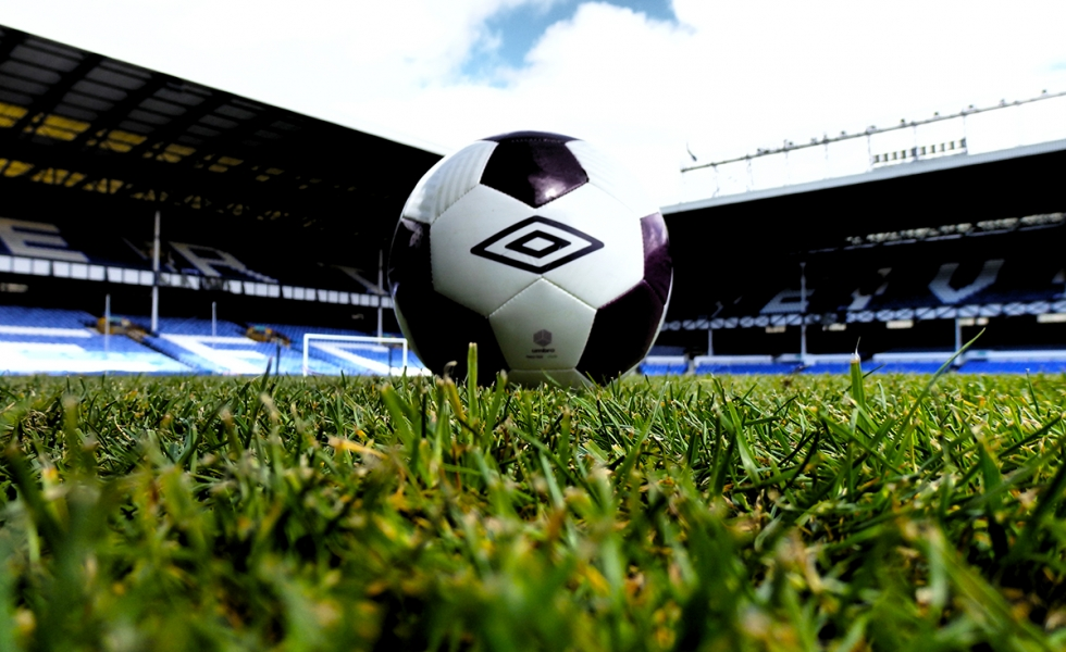 Umbro Pitch Day: footbAll Nerds a Goodison Park