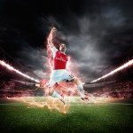 PUMA Launches the 2015-16 Arsenal Home Kit_Giroud_2