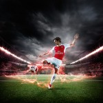 PUMA Launches the 2015-16 Arsenal Home Kit_Rosicky_1