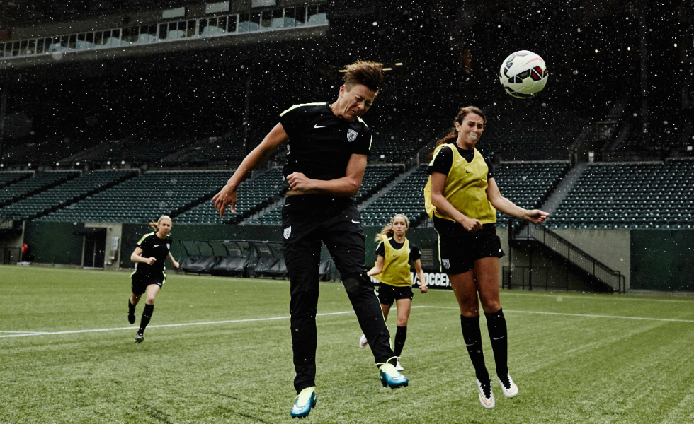American Woman: Nike e gli USA ai mondiali femminili