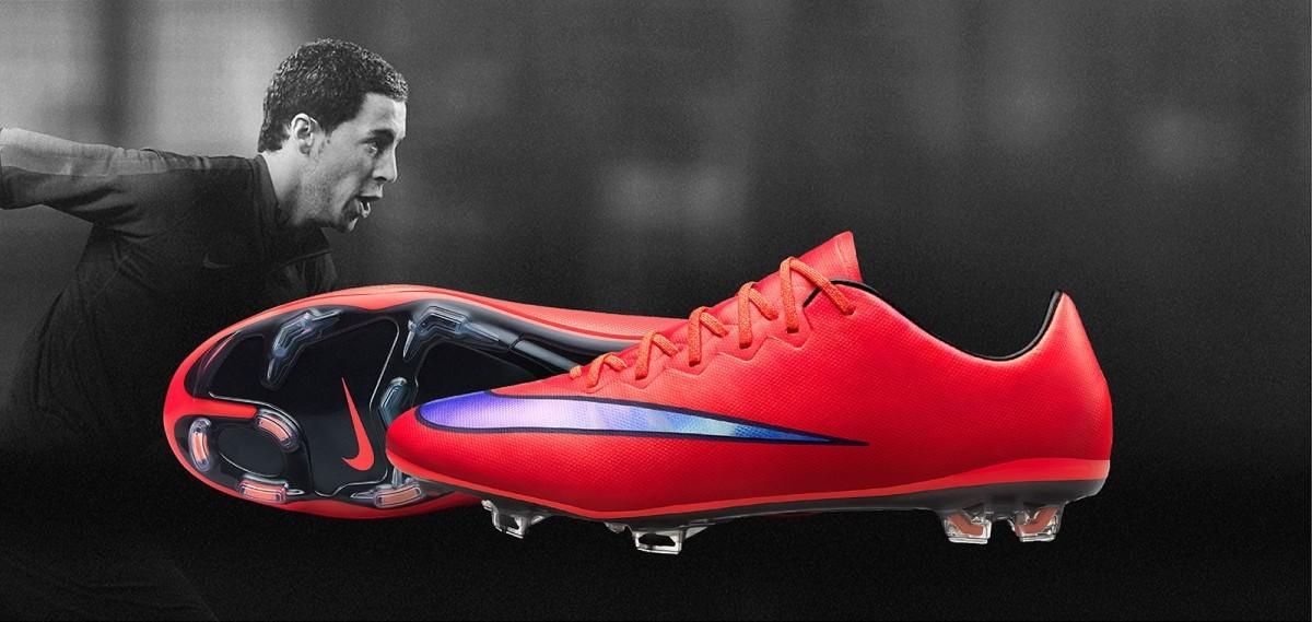 Nike Mercurial Vapor Rosse