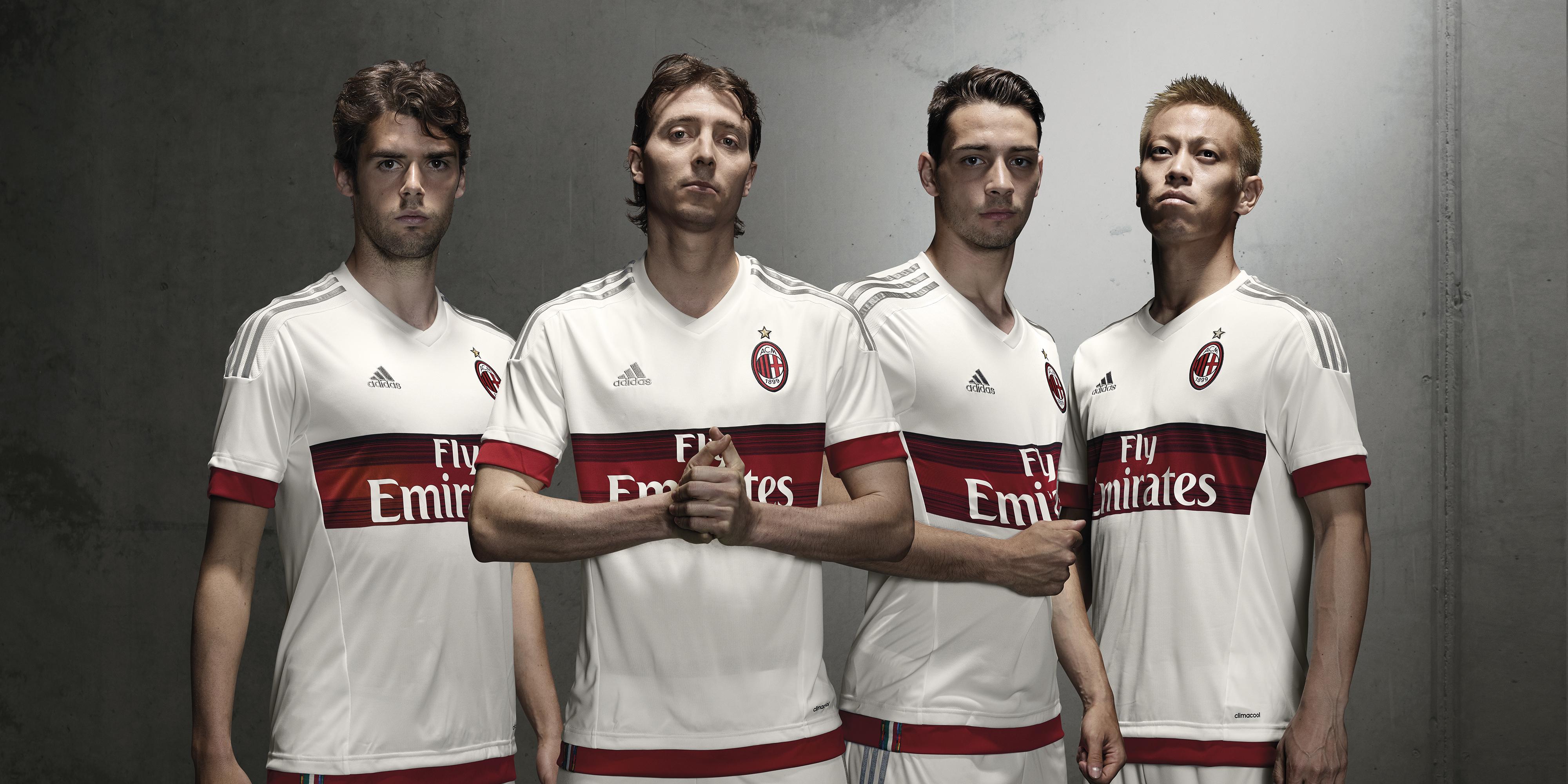 Calciatori Milan 2015 Del Milan 2015/2016 Nomi e