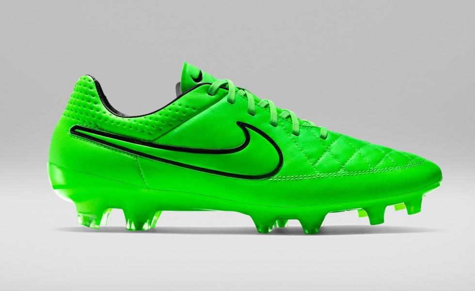 Nike Tiempo Legend V Nere