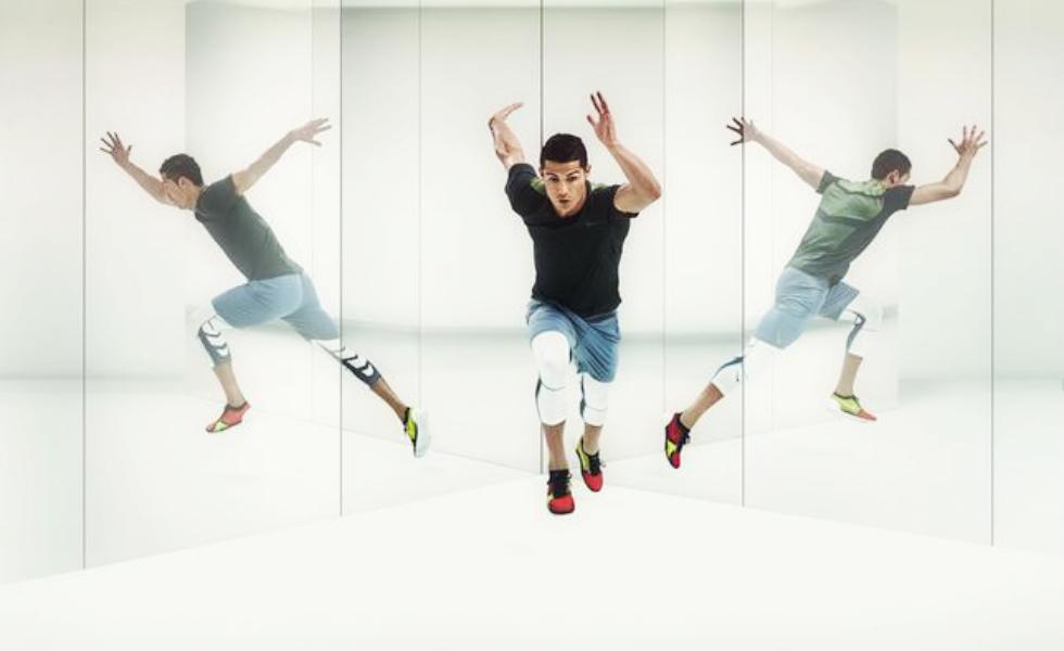 Nike Training: CR7 e l'ossessione per il fisico