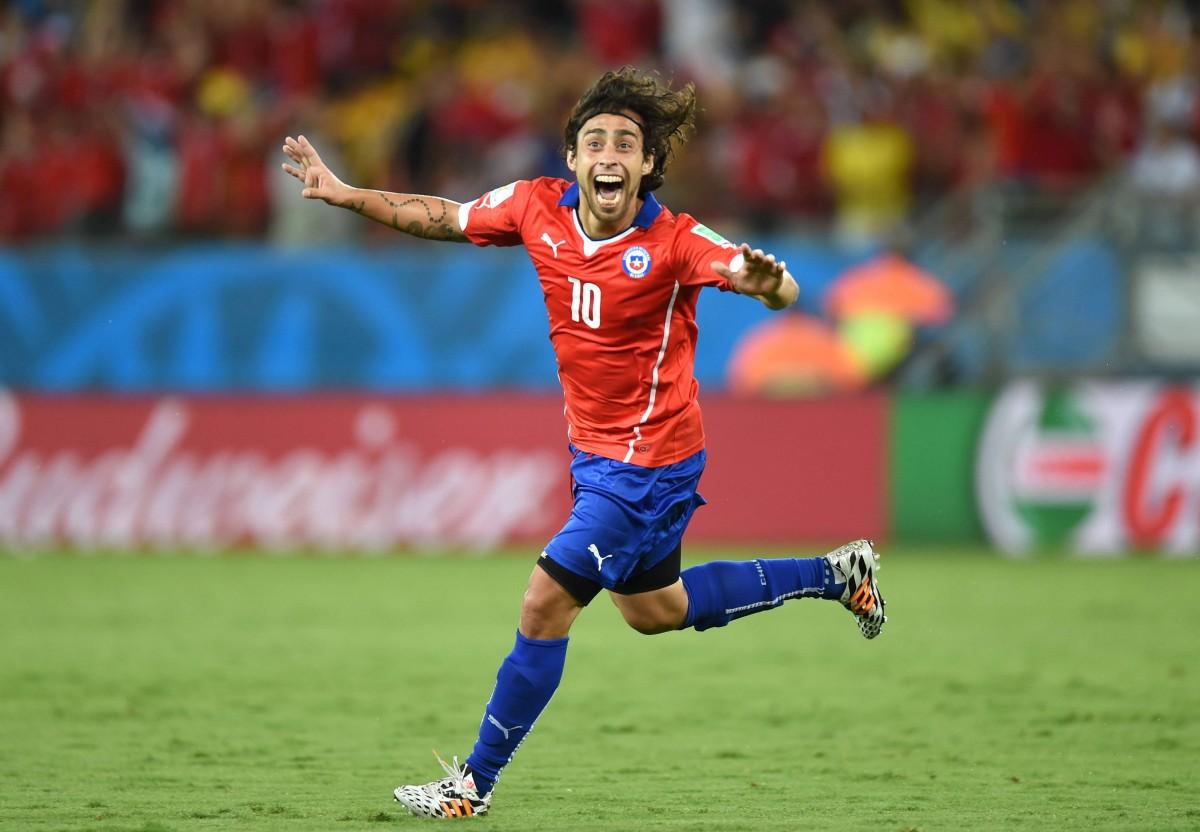 2014 FIFA World Cup Australia v Chile Jun 13th