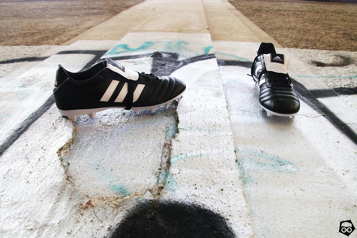 Adidas Gloro, il nostro test