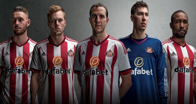 Sunderland home kit released