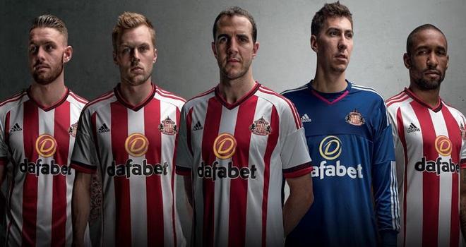 Sunderland home kit released