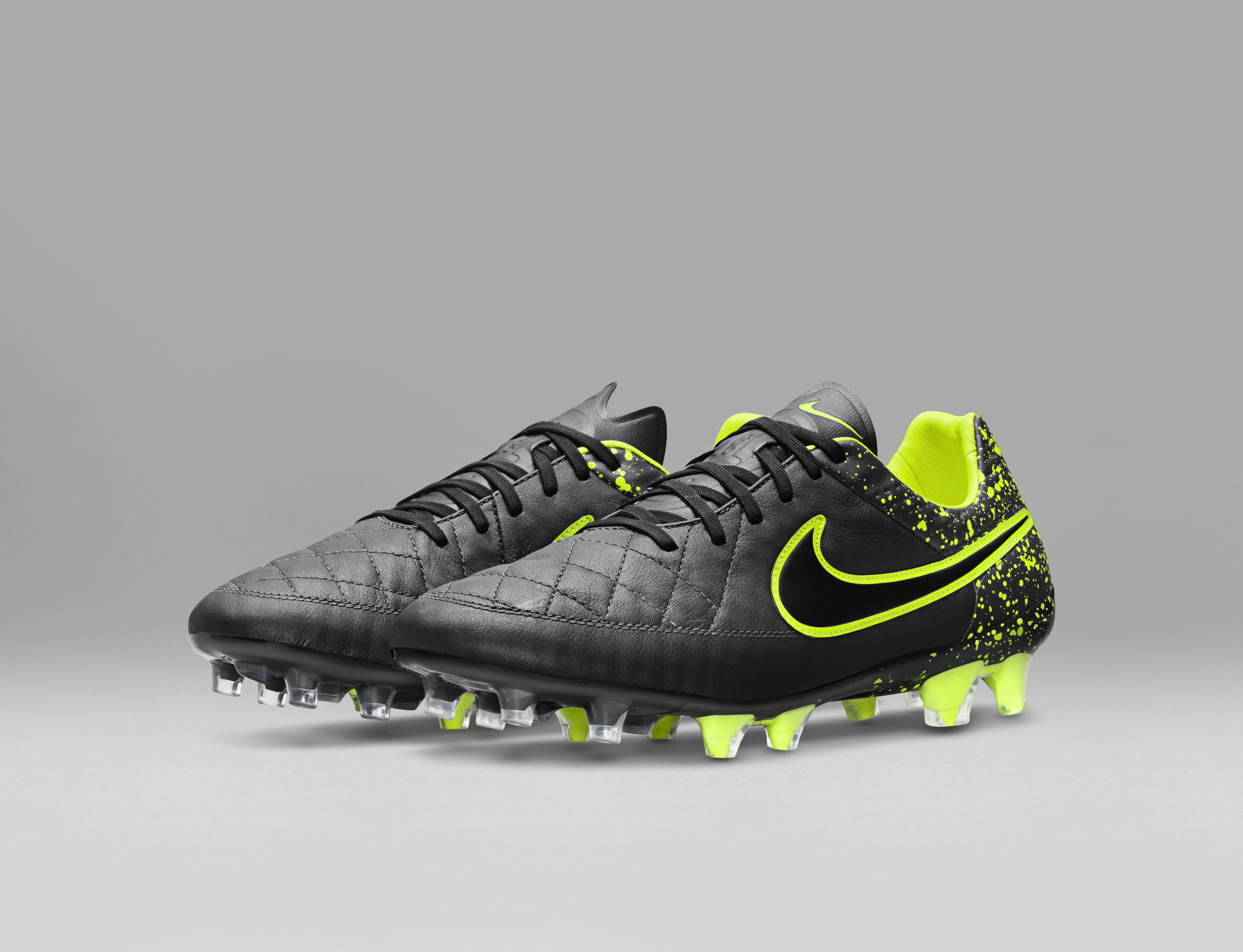 Nike Mercurial Nere E Gialle