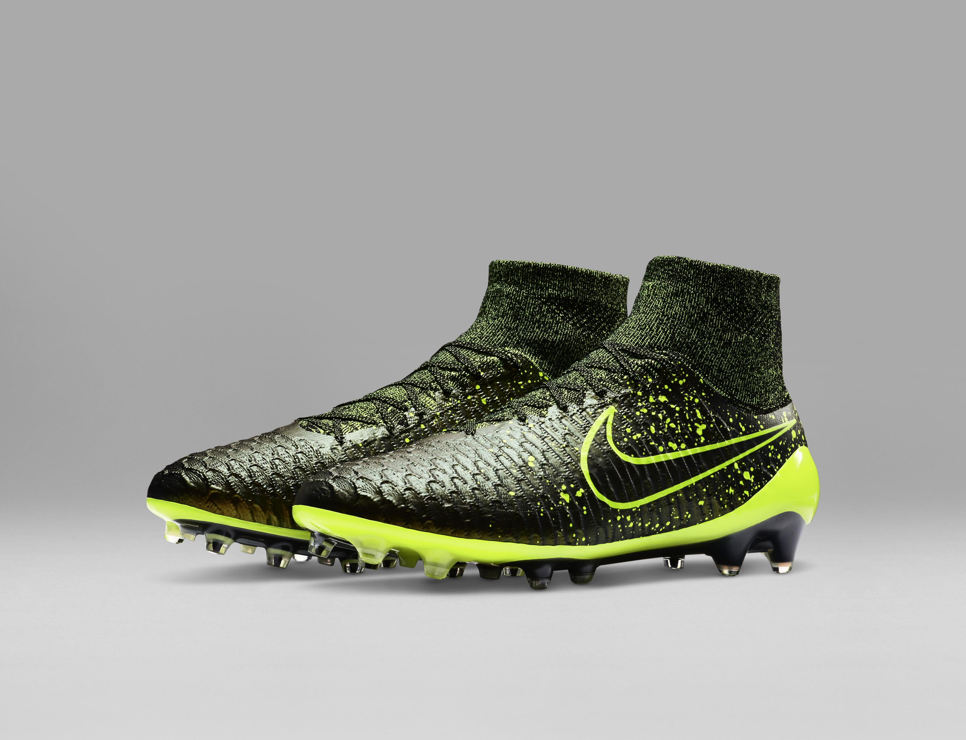 Nike Viola E Gialle
