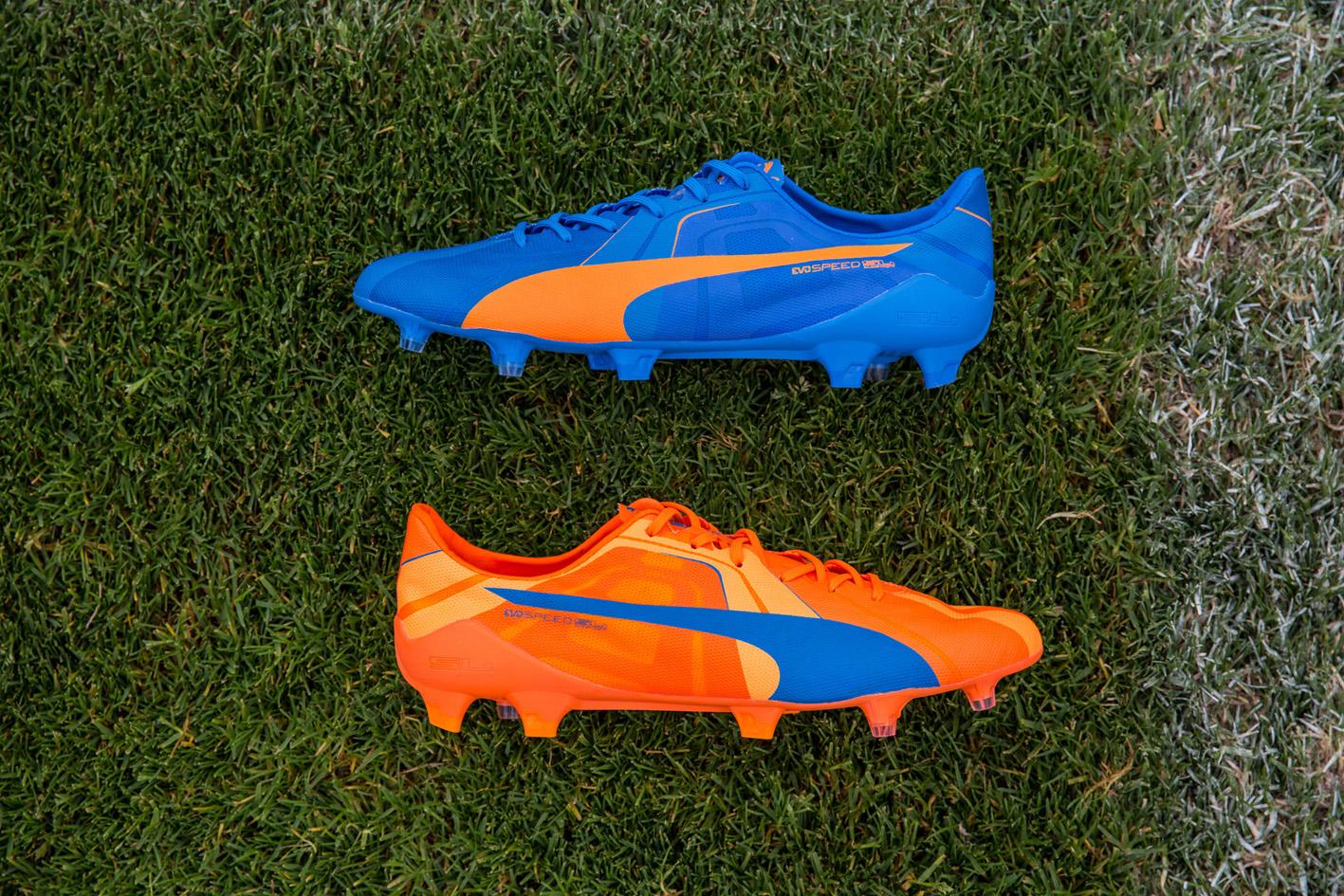 Scarpe Calcio Puma Due Colori