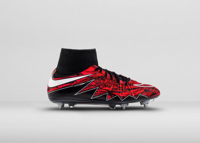 Nike Hypervenom Rosse