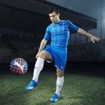 Aguero Wears the New PUMA evoSPEED SL_5[1]