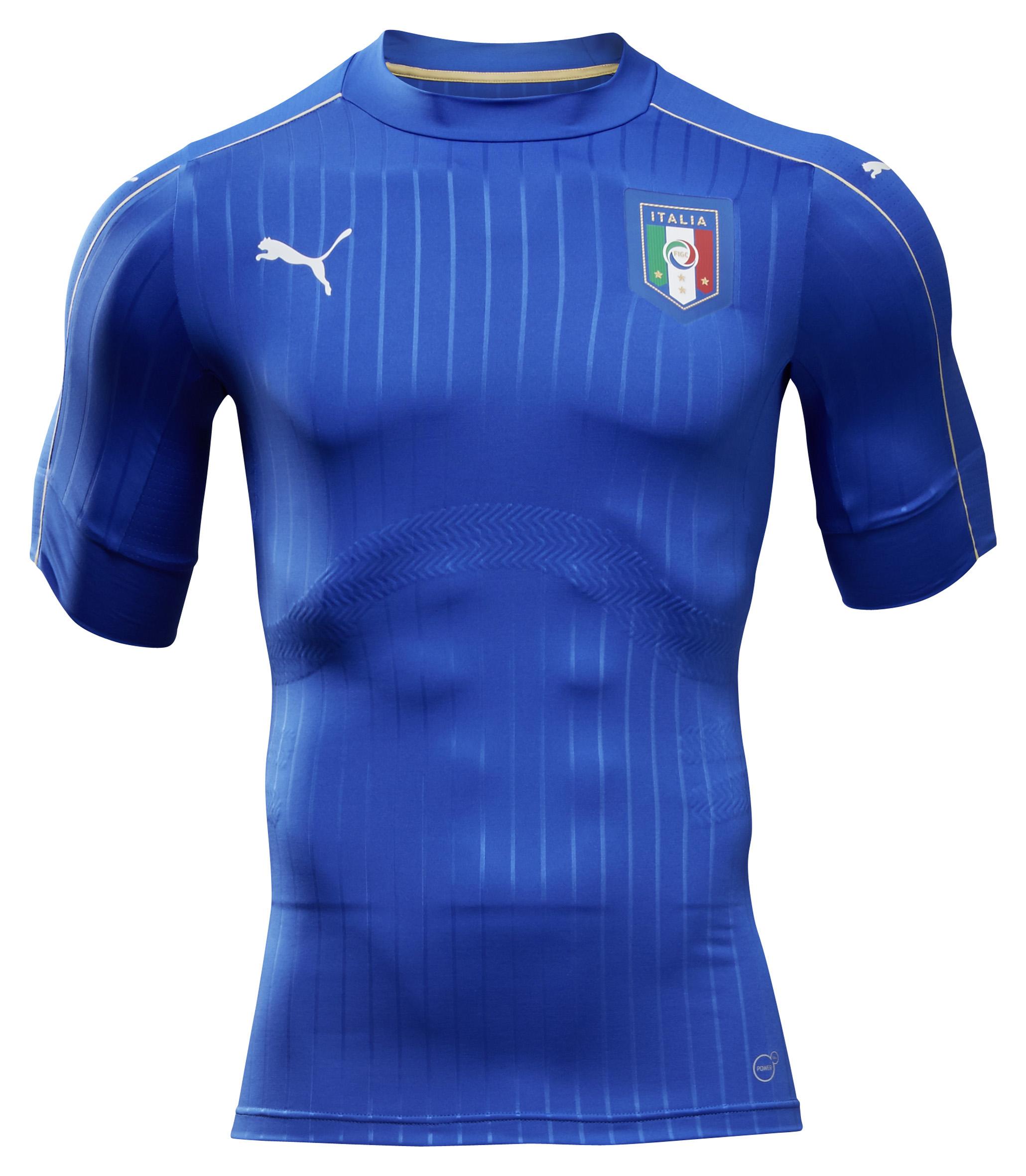 maglia puma italia