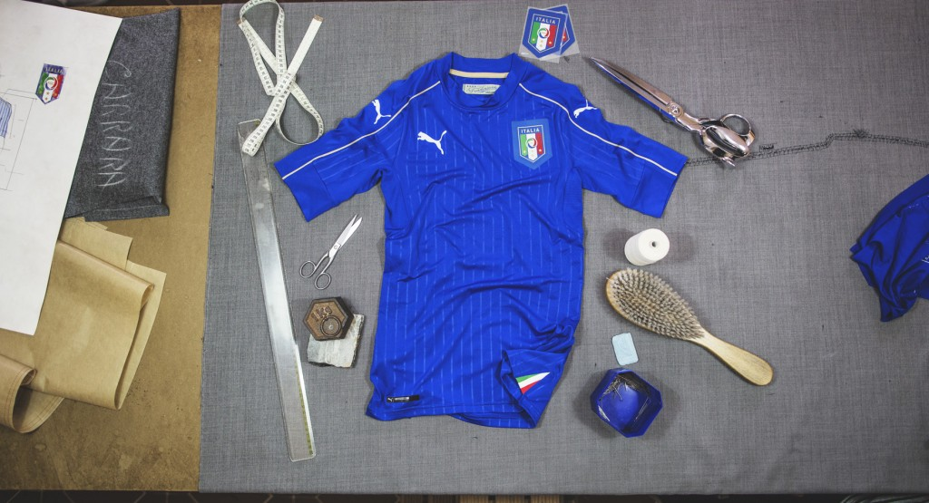 PUMA and FIGC Launch the New Home Kit_4