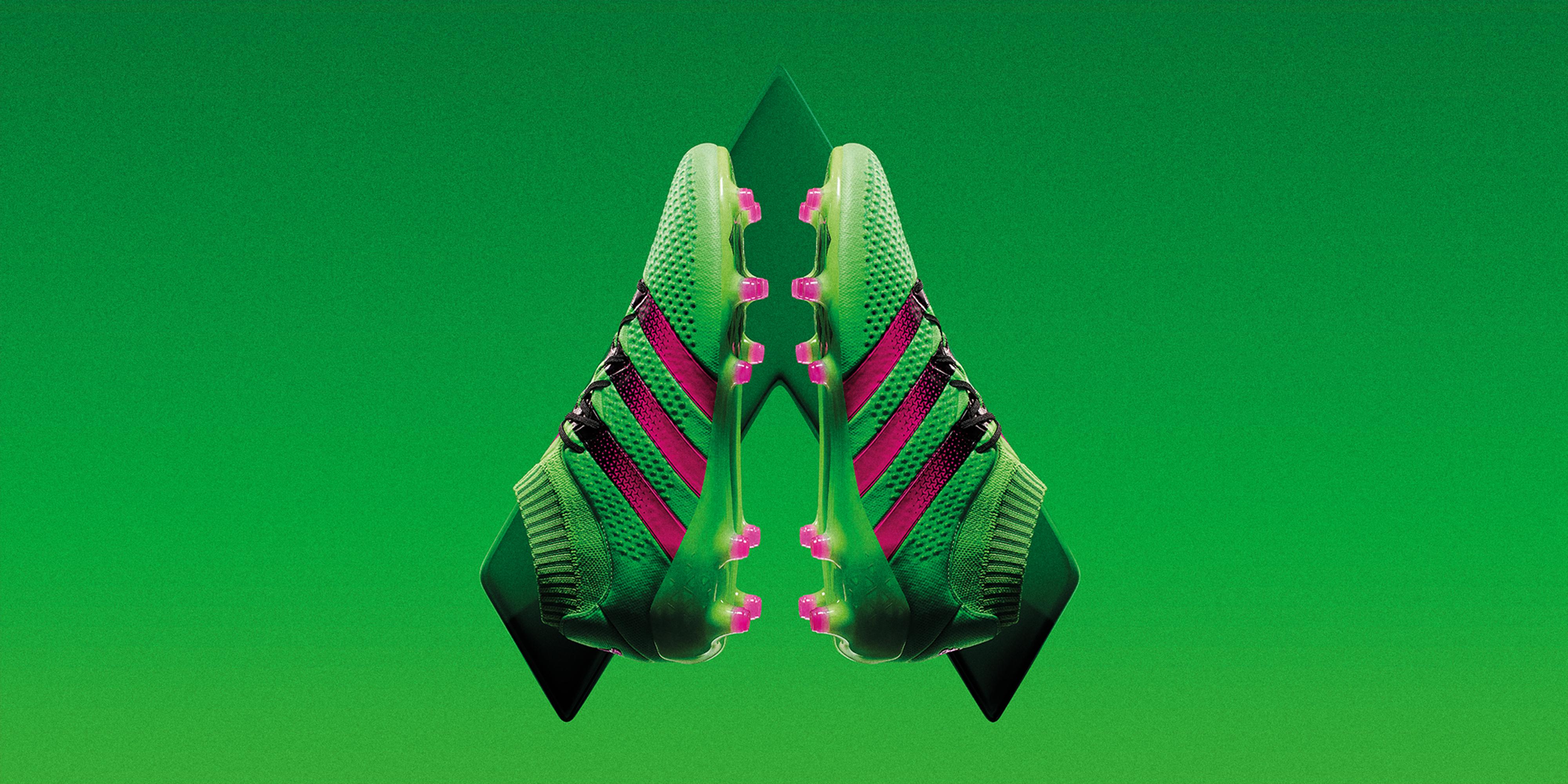 Adidas Ace 16 Bianche E Oro