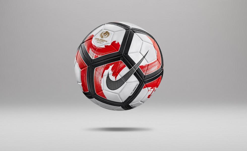 Nike Ordem Ciento, il pallone della Copa America Centenario