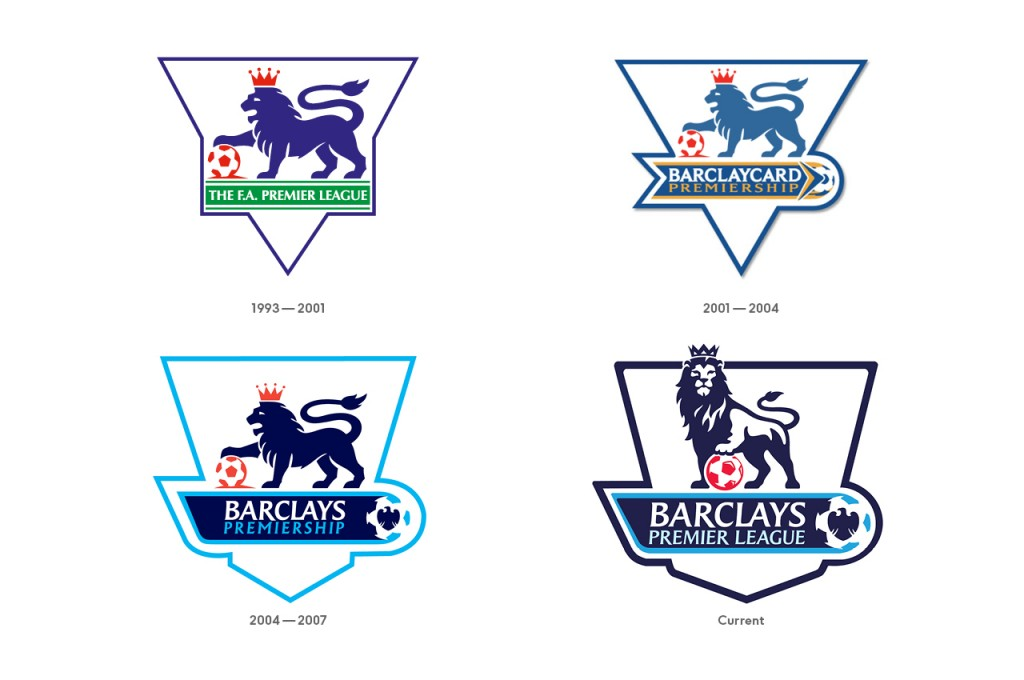rebranding premier league