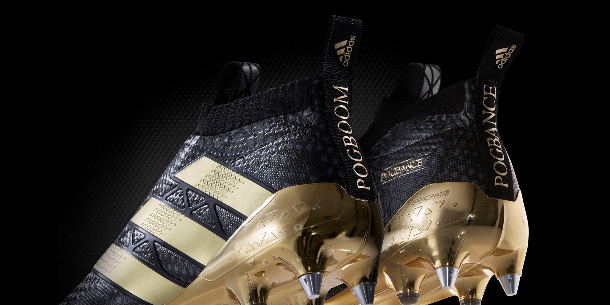 28c08006c5 Adidas Ace 16 Bianche E Oro villaprati.it