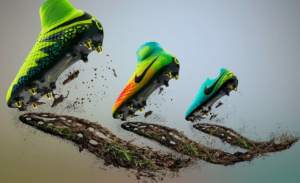 scarpe nike tacchetti in ferro