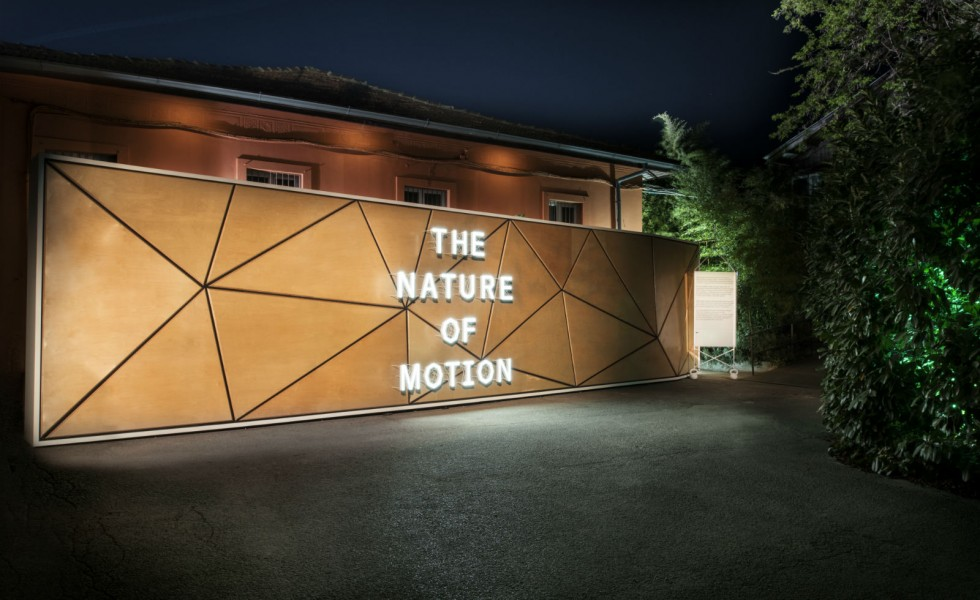 The nature of motion: Nike alla Milano Design Week 2016