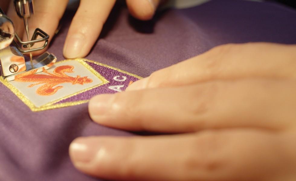 Le coq sportif e la maglia della Fiorentina 2016-2017