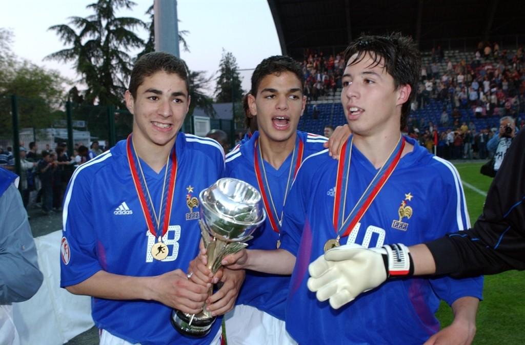 France U17 2004