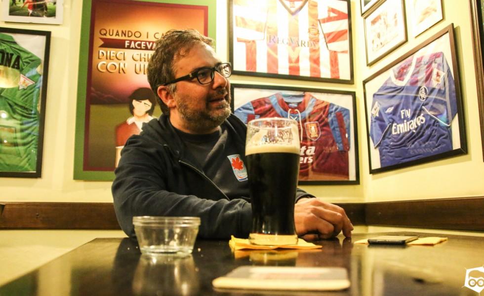 Una birra con… Carlo Pizzigoni