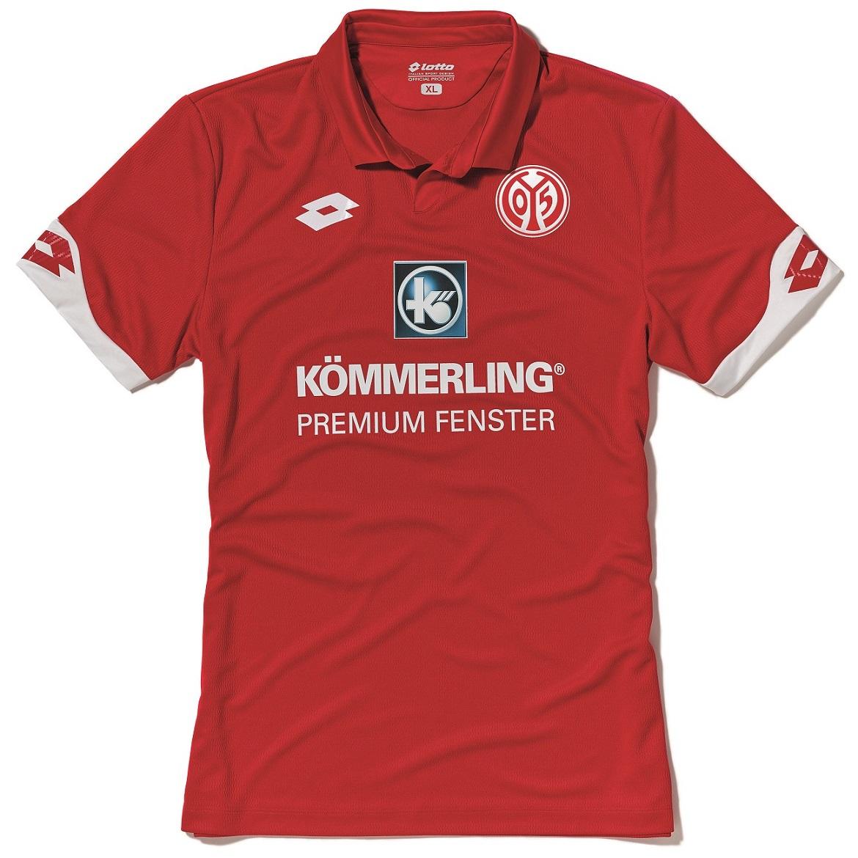 Lotto_1.FSV Mainz05_home jersey_2016_17_still life